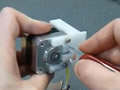 UP! 3D Printer extruder cleaning